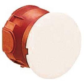 Boîtes d'encastrement luminaires  pour maçonnerie + couvercle photo du produit