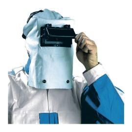 Masque de soudage SAF-FRO cuir fenêtre relevable photo du produit Principale M