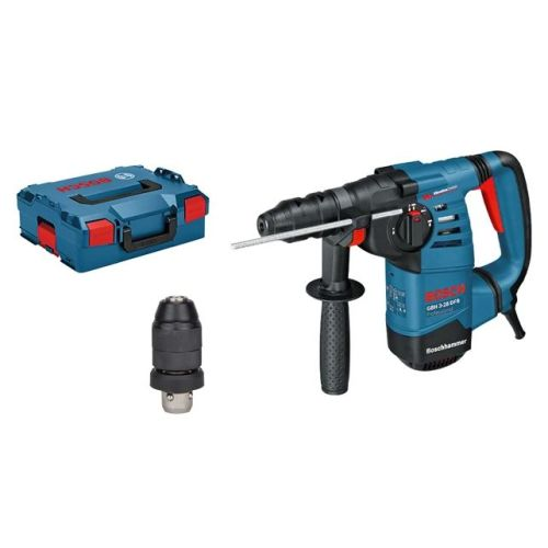 Perforateur SDS plus Bosch GBH 3-28 DFR Professional + coffret L-Boxx photo du produit