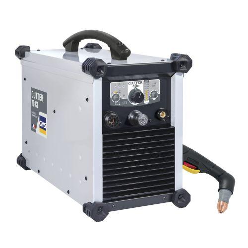 Découpeur plasma GYS CUTTER 70 CT avec torche photo du produit Principale L