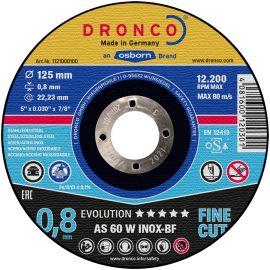 Disque à tronçonner inox Dronco AS 60 W pas cher Principale M