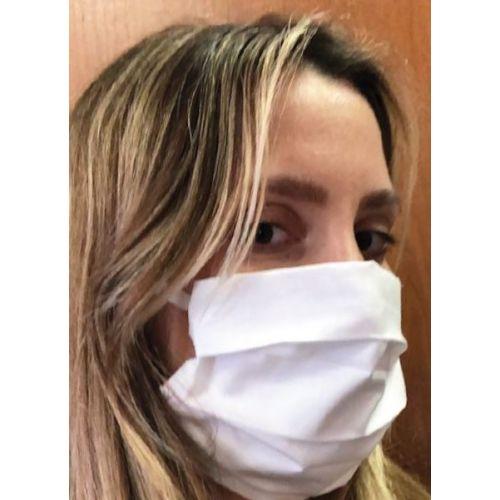 Masque de protection alternatif lavable 100% coton (30 lavages) photo du produit Secondaire 3 L