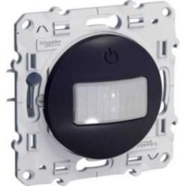 Détecteur fonctions économie d'énergie anthracite photo du produit