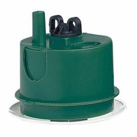 Boîte luminaire Batibox maçonnerie couvercle de finition pour point de centre LEGRAND photo du produit