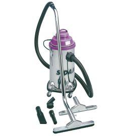 Aspirateur eau et poussières Sidamo cuve inox JET 30 photo du produit