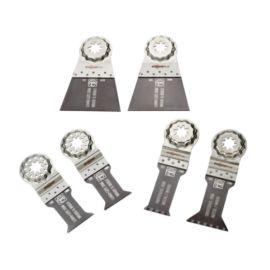 Coffret Fein Best of E-Cut StarlockPlus bois / métal 6 pièces pas cher Principale M
