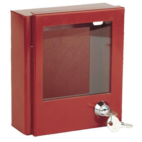 Boîte vanne de police Watts en tôle acier laquée photo du produit