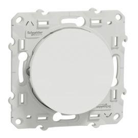 Lot de 10 Interrupteurs va-et-vient blanc S520204 ODACE 10A à vis photo du produit Principale M