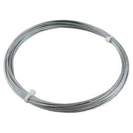 Câble textile 6x7 4mm couronne 50m pas cher Principale M