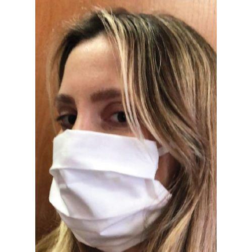 Masque de protection alternatif lavable 100% coton (30 lavages) photo du produit Secondaire 4 L
