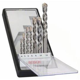 Coffret de 7 forets Béton cylindrique Bosch CYL-3 photo du produit Principale M
