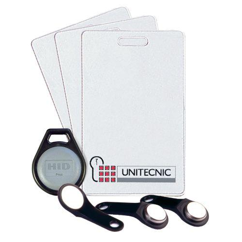 Badges magnétiques et de proximité UNITECNIC photo du produit Secondaire 2 L