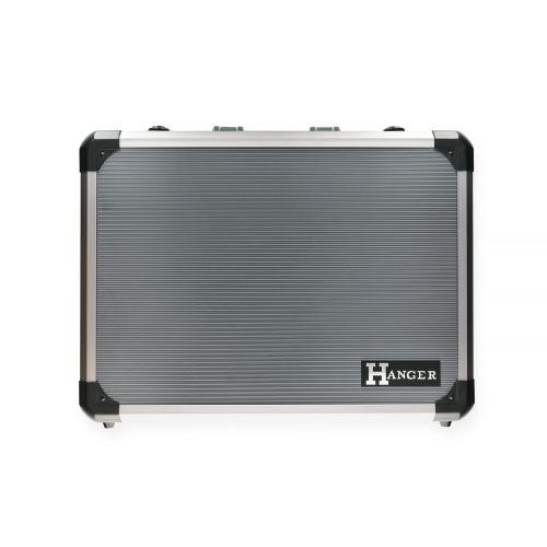 Mallette de 121 outils professionnels - HANGER - 251009 pas cher Secondaire 2 L
