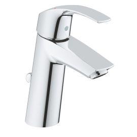 Mitigeur de lavabo GROHE taille M Eurosmart pas cher