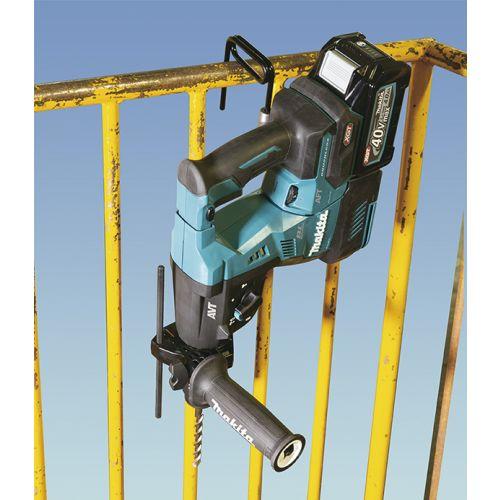 Perforateur SDS-Plus sans-fil 40 V 28 mm (machine seule) en coffret Makpac - MAKITA - HR002GZ02 pas cher Secondaire 4 L
