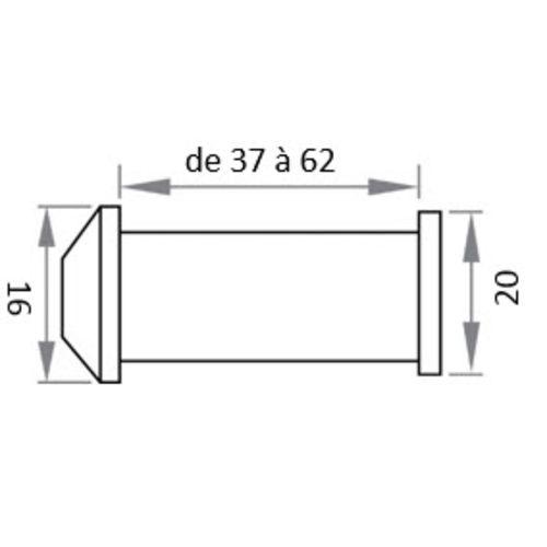 Microviseur JH17/JH25/JH37/JH85 photo du produit Secondaire 8 L