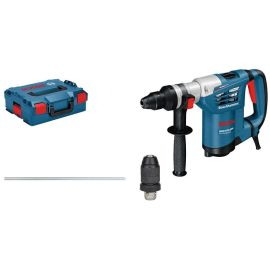 Perforateur SDS plus Bosch GBH 4-32 DFR Professional 900 W + coffret L-Boxx + accessoires pas cher