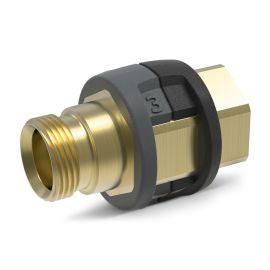 Adaptateur raccord 3 Easy Lock poignée M22X1,5 - KARCHER - 41110310 pas cher