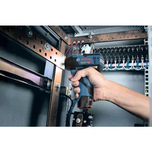 Boulonneuse sans-fil GDS 12V-115 Professional 12 V solo en coffret L-BOXX - BOSCH - 06019E0102 pas cher Secondaire 2 L