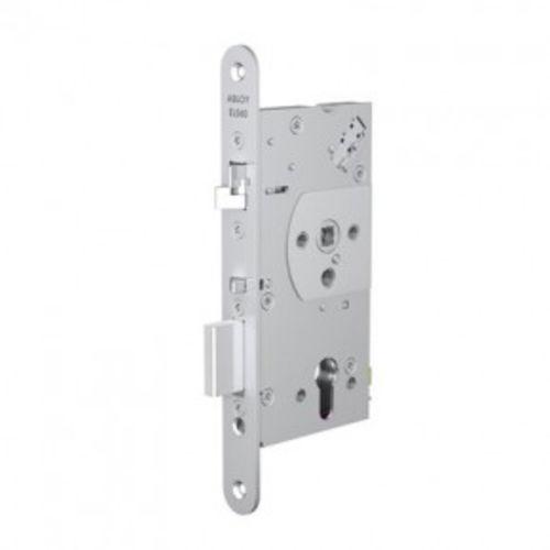 Serrure électrique 12/24V DC réversible axe 55 mm - ABLOY - 33000108 pas cher Principale L