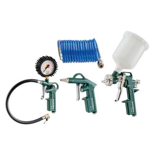 Kit de 4 outils pneumatique Metabo LPZ 4 photo du produit