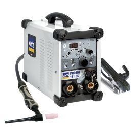 Poste GYS PROTIG 161 HF DC + accessoires photo du produit