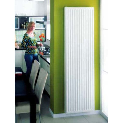 Radiateur vertical Vertex T10 Stelrad Stelrad photo du produit Secondaire 1 L