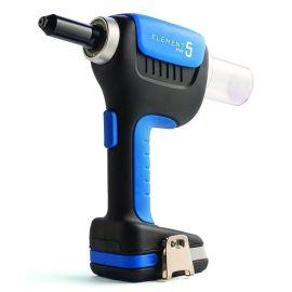 Riveteuse sans-fil Scell-it 18 V pour rivets aveugles + 2 batteries 2,0 Ah + chargeur 18 V + coffret pas cher