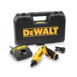 Tournevis gyroscopique sans-fil Dewalt DCF680G2 7,2 V + 2 batteries 1 Ah + chargeur photo du produit
