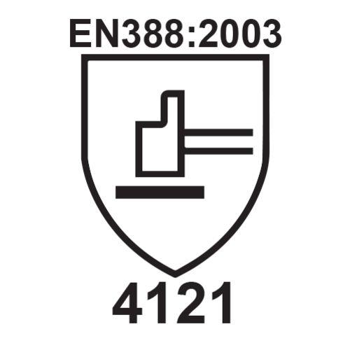 Gant manutention cuir et croûte L3LN photo du produit Secondaire 1 L