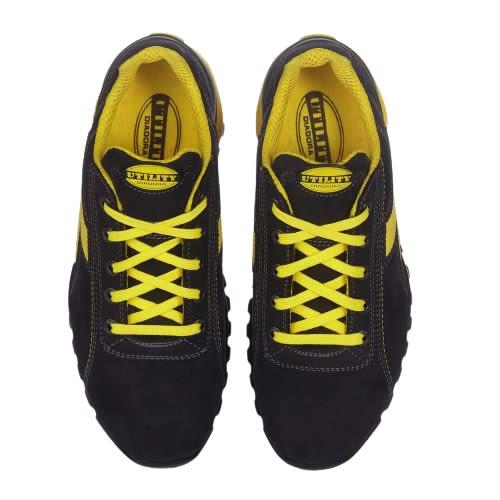 Chaussures de sécurité basses GLOVE S3 SRA HRO pointure 41 - DIADORA - 701.170235 pas cher Secondaire 1 L