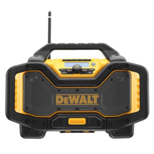 Radio chargeur XR 12/18V/54V (machine seule) en boîte carton - DEWALT - DCR027 pas cher