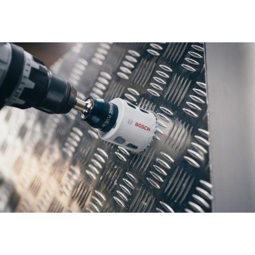 Bosch 2608594064 Coffret de 13 Scies-tr/Ã/©pan progressor universal 20// 22// 25// 32// 35// 40// 44// 51// 60// 68// 76 mm