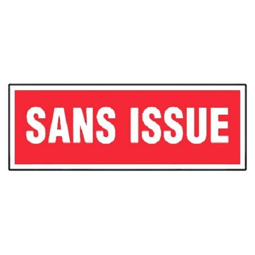 Panneaux d'interdictions rectangulaires photo du produit Secondaire 1 L