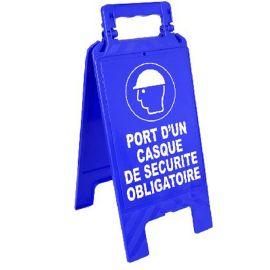 Chevalets d'obligations Novap Port de casque de sécurité photo du produit Principale M