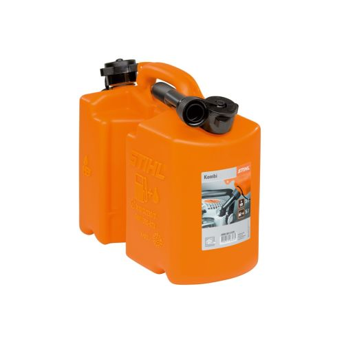 Bidon combiné 2 becs orange  5 L / 3 L  - STIHL - 7014-200-0235 pas cher Principale L