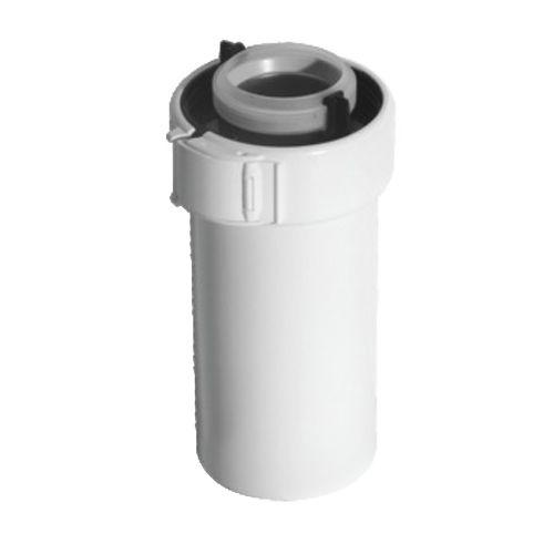 Conduits Ubbink Rolux condensation 60/100 photo du produit