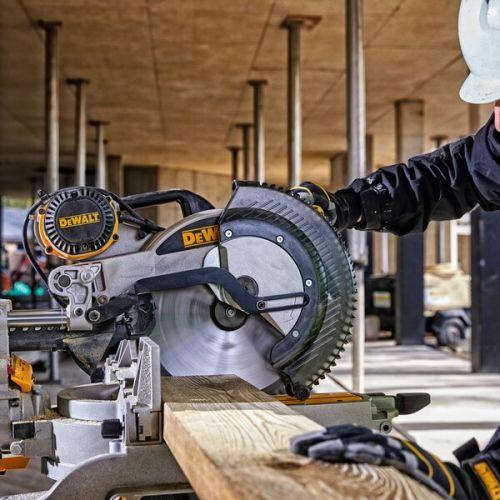 Scie à onglets radiale Ø305 mm en boite carton - DEWALT - DWS780 pas cher Secondaire 5 L