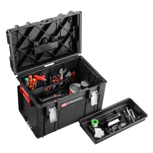 Mallette étanche FS400 Toughsystem - FACOM - BSYS.BP400PB pas cher Secondaire 1 L