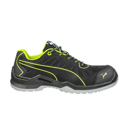 Chaussures de sécurité basses Puma Fuse TC S1P SRC photo du produit