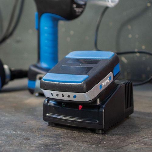 Riveteuse 18V SCELL IT 2 batteries 2AH 2.4-5.0 mm - SCELL IT - E-5-2XBAT pas cher Secondaire 2 L