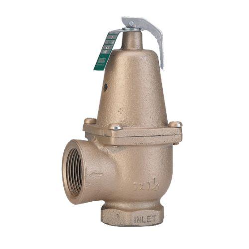 Soupape chauffage de sûreté Watts 740 (G.C) série fonte photo du produit