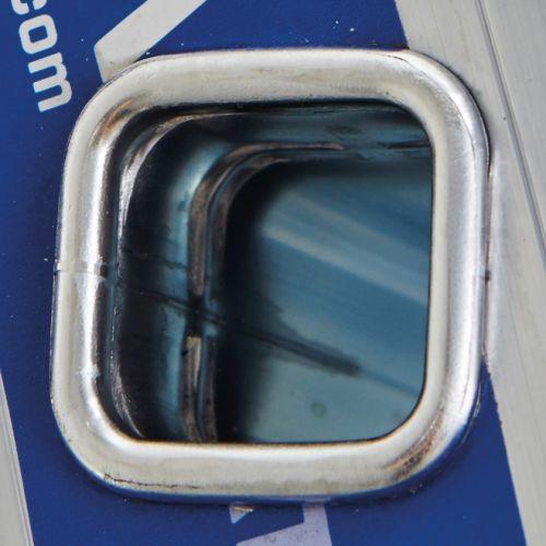Échelle Tubesca-Comabi Platinium simple droite photo du produit Secondaire 4 L