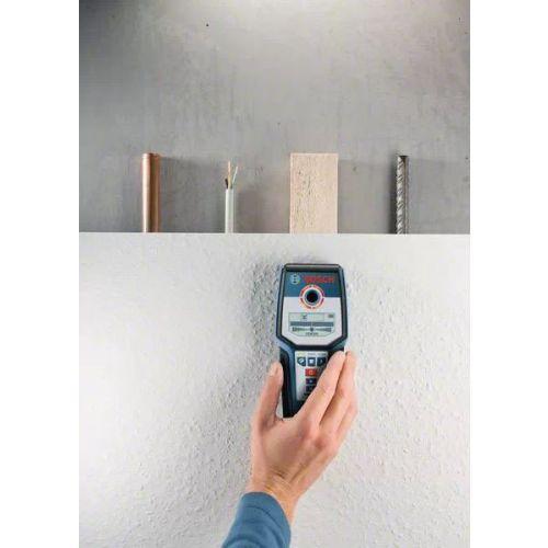 Détecteur mural multifonction GMS 120 en boite carton - BOSCH - 0601081000 pas cher Secondaire 4 L