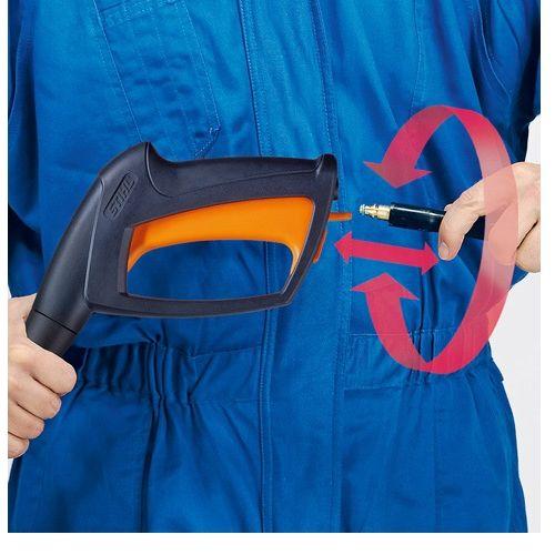 Nettoyeur haute pression RE 143 Plus - STIHL - 4768-012-4501 pas cher Secondaire 12 L