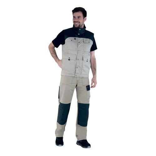 Pantalon de travail homme Lafont RIGGER WORK ATTITUDE photo du produit Secondaire 3 L