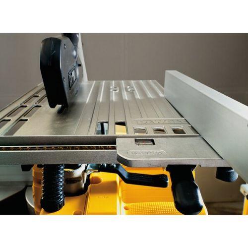 Scie à onglets sur table supérieure 1600W 305 mm en boite carton - DEWALT - D27113 pas cher Secondaire 5 L