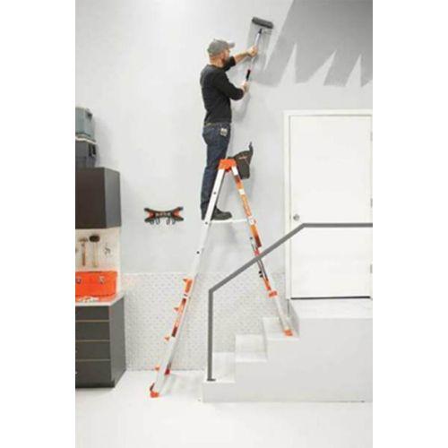 Escabeau Little Giant Select Step 5-8 Airdeck photo du produit Secondaire 1 L