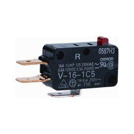 Micro interrupteur à levier 59.5 mm pas cher