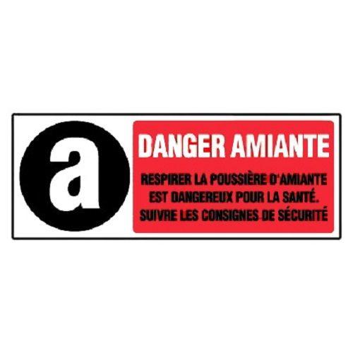 Panneaux d'interdictions rectangulaires photo du produit Secondaire 5 L